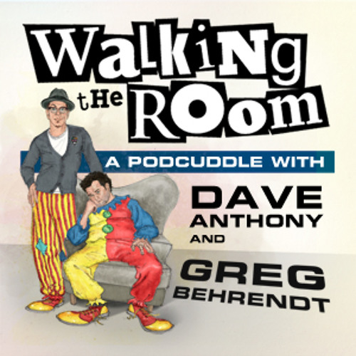 #1 -The First Walking the Room Podcast!!