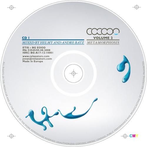Cocoon Beach vol. 2 - Metamorphosis CD 1 mixed by Helmy & Andre Batz (TEASER)