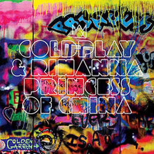Coldplay - Princess of China feat. Rihanna (Kat Krazy Extended Mix)