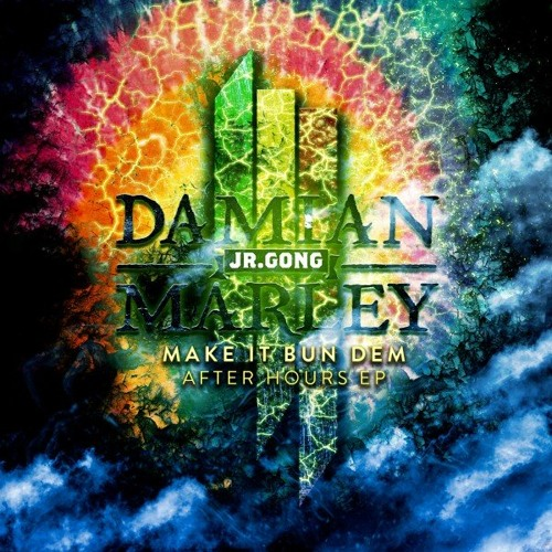 Skrillex & Damian Jr Gong Marley - Make it bun dem (BadWeed remix) (clip)