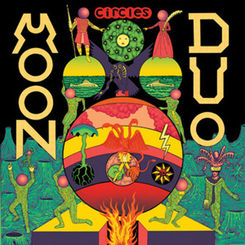 Moon Duo - Sparks