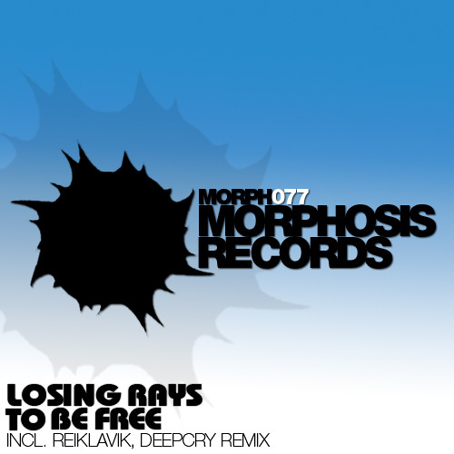 Losing Rays - To Be Free (Deepcry Remix)