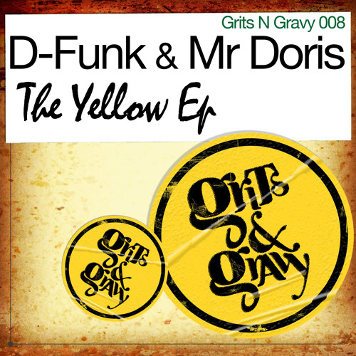 D-Funk... 'Gotta Get Loose' ***Out now on Grits N Gravy!!!