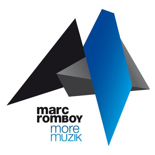 """Marc Romboy """"More muzik"""" (Gerd Rough Tool SC Edit)"""