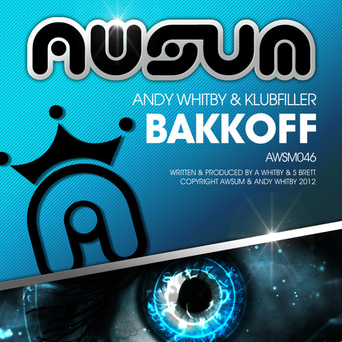 BAKKOFF by Andy Whitby & Klubfiller **ON SALE NOW**