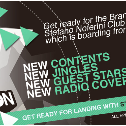 Stefano Noferini :: Club Edition :: Brand New Radio Show - Teaser