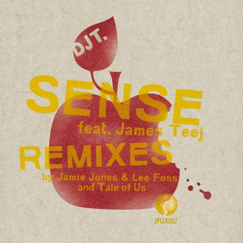 DJ T. Feat. James Teej - Sense (Tale Of Us Remix)