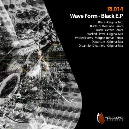 Wave Form-Black (Sutter Cane Rmx )