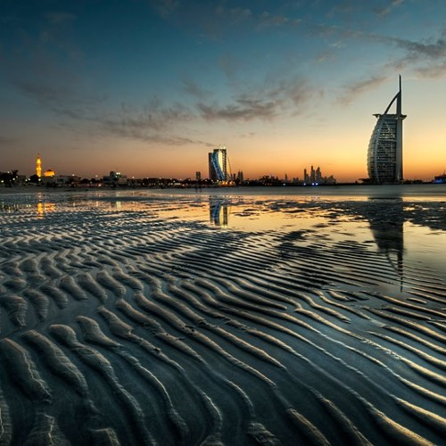 Barry Fore's Autumn Skyline Dubai Mix2012