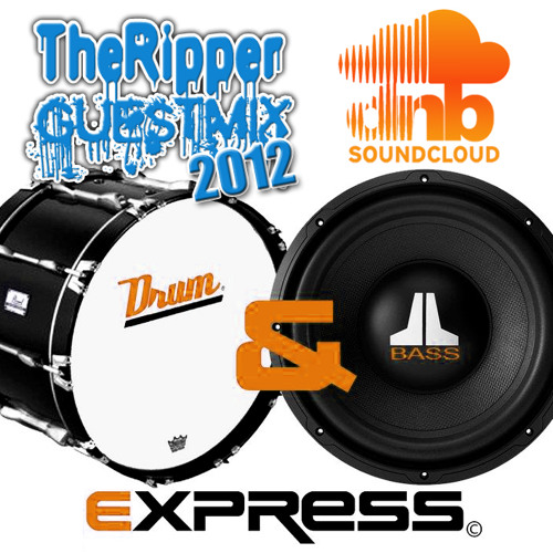 DRUM AND BASS EXPRESS - Exclusive Guestmix 2012
