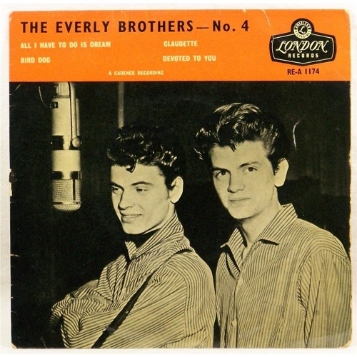 All I Have To Do Is Dream (Everly Brothers Cover) (2012)