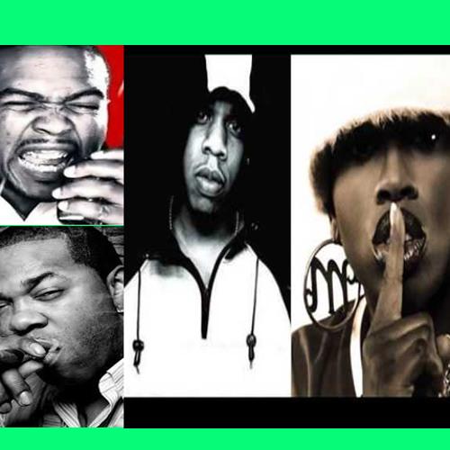 Missy Elliott ft Jay-Z Busta Rhymes Timbaland & Magoo - INNOVATORS (Prod by FYU-CHUR)