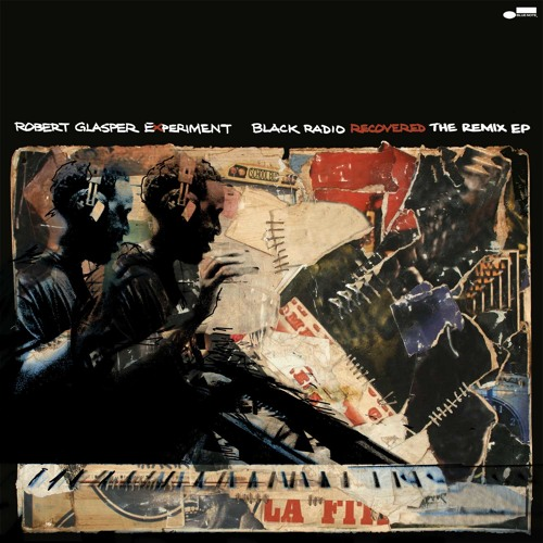 Robert Glasper - Afro Blue feat Erykah Badu (9th Wonder's Blue Light Basement Remix feat Phonte)