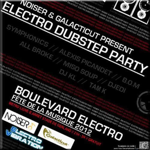 Djedi - @ Electro & Dubstep Party - juin 2012 - www.electrovib.com