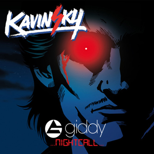 Kavinsky ft. Lovefoxxx - Nightcall (Giddy's Chicago Vice Remix) [FREE XMAS DL!]]