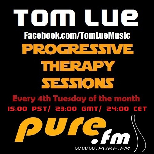 Tom Lue - Progressive Therapy Sessions 025 [September 25 2012] on Pure.FM