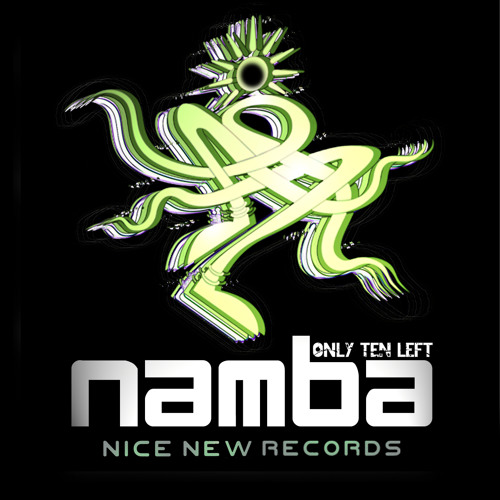 Only Ten Left - Namba (5 track PROMO) OUT NOW