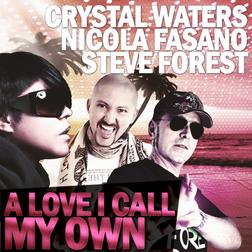 Crystal Waters, Nicola Fasano, Steve Forest - A Love I Call My Own (Die Hoerer Remix) *PREVIEW*