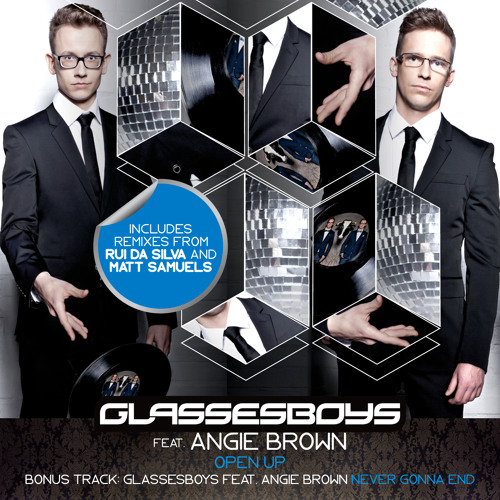 Glassesboys feat. Angie Brown - Open Up (Original Mix)