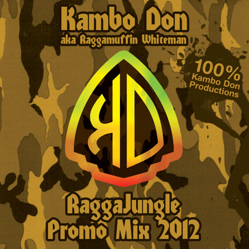 Kambo Don - RaggaJungle Promo Mix 2012 - FREE DOWNLOAD