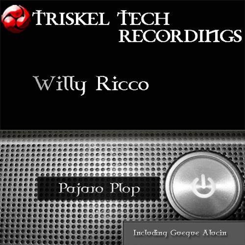 Guegue alucin - Willy Ricco (TRISKEL TECH RECORDINGS)
