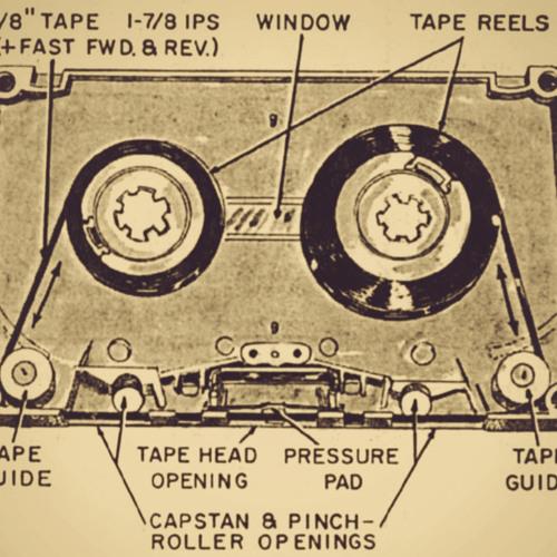 Vahtangel Gugunava - Tape Reels vol.1 / 1993-1999