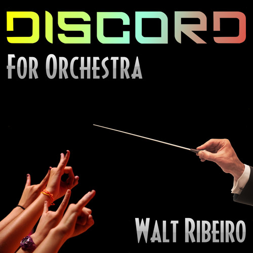 Eurobeat Brony 'Discord' (The Living Tombstone Remix) For Orchestra