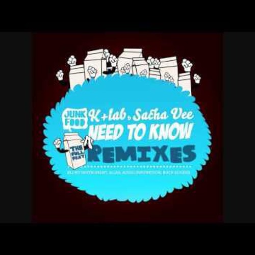 Need To Know - K+Lab (Blunt Instrument Remix) Chaos Theory Edit FREE 320 DOWNLOAD