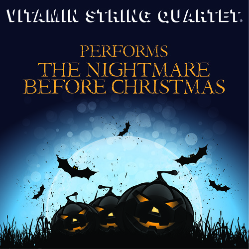 """Vitamin String Quartet Performs The Nightmare Before Christmas - """"What's This"""""""