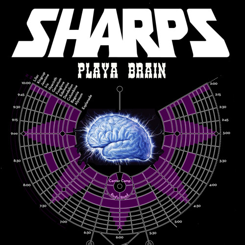 Playa Brain - Sharps Burning Man 2012 mix