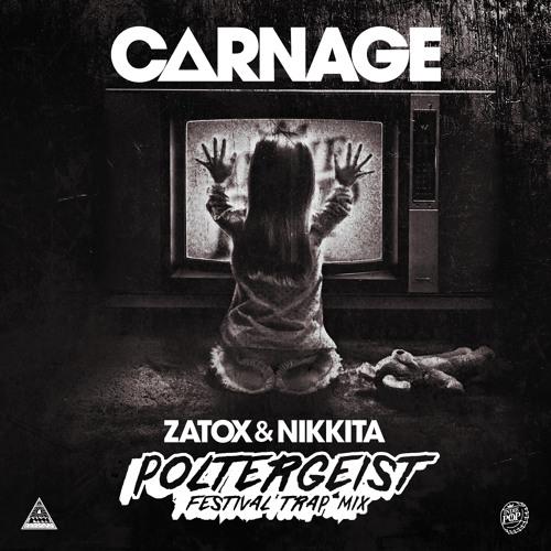 Zatox & Nikkita - Poltergeist (Carnage Festival Trap Remix) [FREE DOWNLOAD]