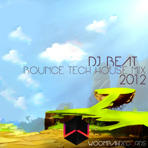 DJ BEAT BOUNCE TECH HOUSE MIX 2012