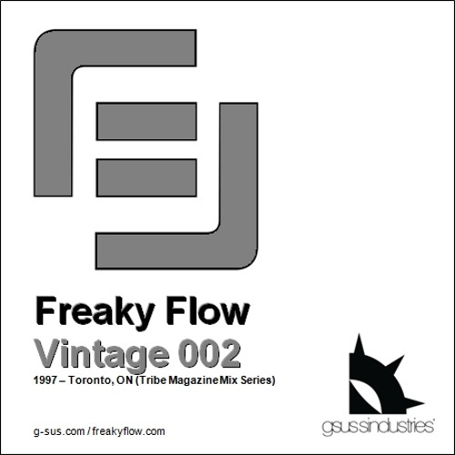 FREE DOWNLOAD - Freaky Flow - Vintage 002