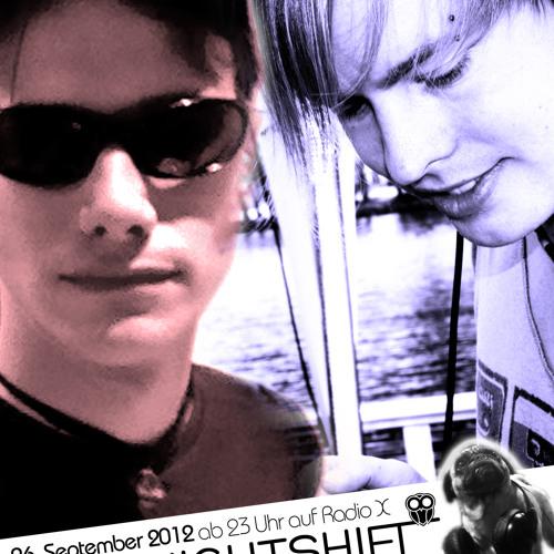 26-09-2012 - ToFa Nightshift @ Radio X | Gäste: Jakob Olsen & Dennis Vainstain