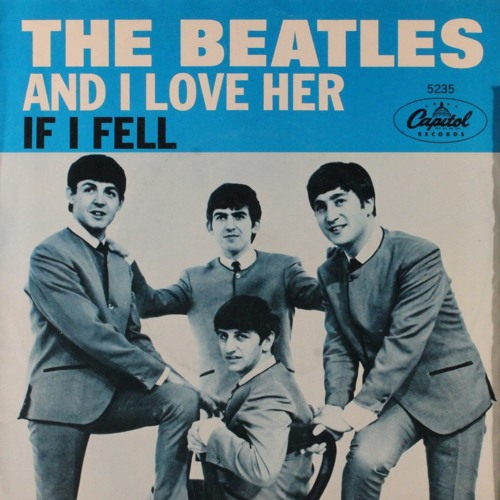 If I Fell (Beatles Cover) (2012) (New Recording)