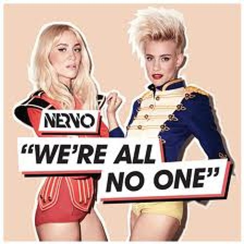Nervo feat Afrojack & Steve Aoki - We're All No One (Autoerotique Remix)