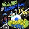 Laidback Luke & Steve Aoki feat. Lil Jon - Turbulence (Sidney Samson Remix)