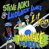 Laidback Luke & Steve Aoki Feat. Lil Jon - Turbulence (D.O.D Remix)