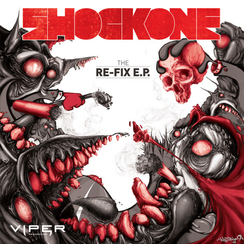 ShockOne - The Re-fix EP Minimix
