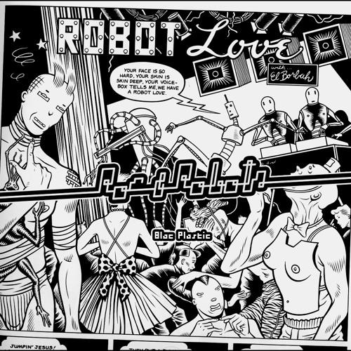 """Break Down and Cry"" de Roc & Robots"