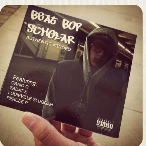 Beat Bop Scholar - Veteran Tactics (Feat. Craig G)