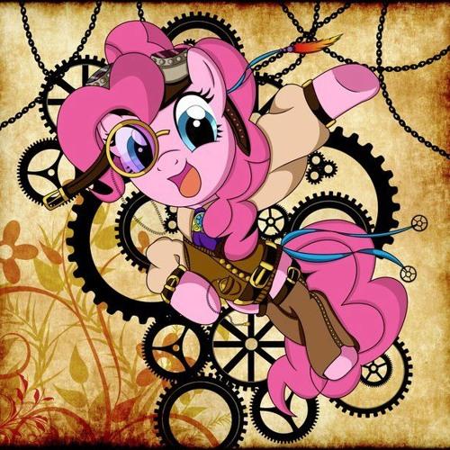 Pinkie's Lie (Steampunk Orchestral)