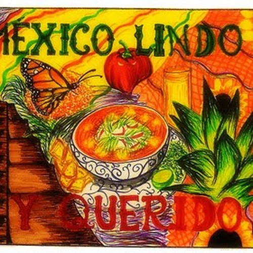 Kampagne Feat Aza Mak - Mi Mexico Querido y Lindo