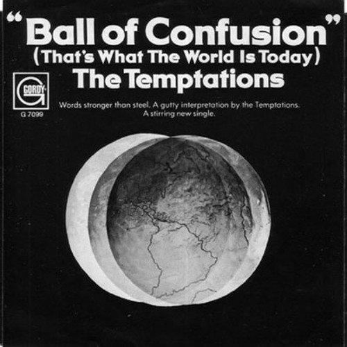 Temptations- Ball of Confusion- HeavenlyFather remix