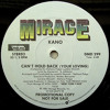 Kano - Can't Hold Back (Disco Gold Edit)