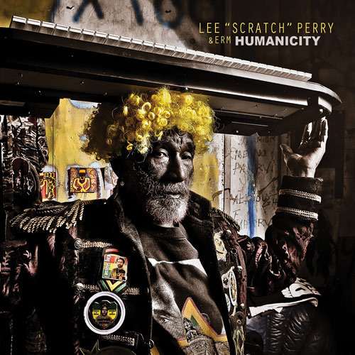Lee Scratch Perry & ERM - In The Bathroom