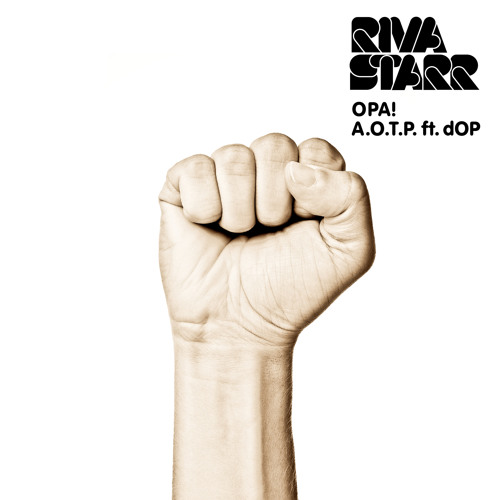 Riva Starr feat dOP 'All Over The Place'