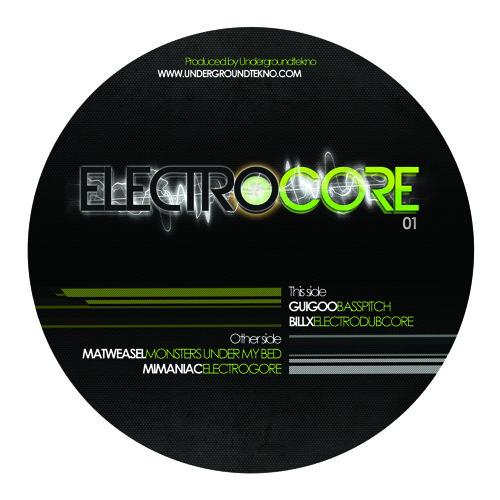 Mimaniac - ELECTRO GORE [OUT NOW - Electrocore 01 @ Underground Tekno]