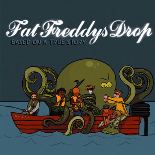 New Album BAYS Fat Freddys Drop
