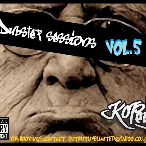 Kopeius Dubstep Sessions Vol.5 (FREE MIX CD)
